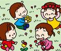 園児作品展 5月 草摘み遠足
