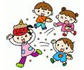 園児作品展 3月 豆まき子供会